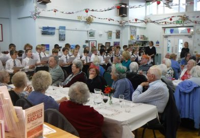 Christmas Carols & Community Spirit