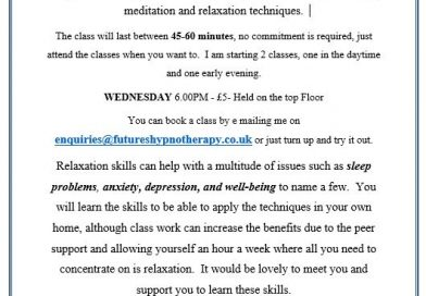 Relaxation classes