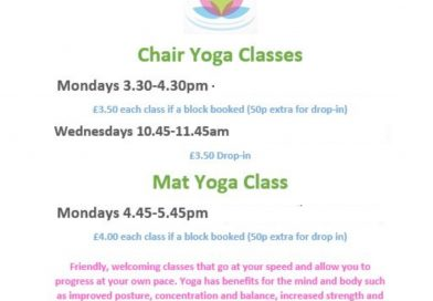 Yoga at The Alice Cross
