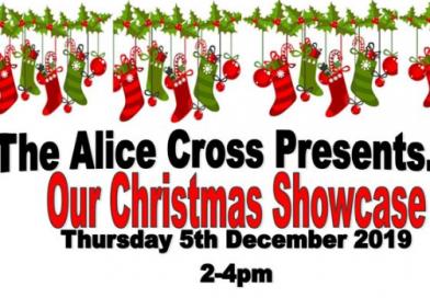 Christmas Show at The Alice Cross