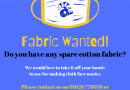 Fabric wanted!