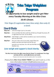 Trim Teigh Weigh loss program