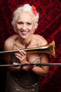 """By Gunhild Carlings Jazz Ard Sweden - <a rel=""""nofollow"""" class=""""external free"""" href=""""http://www.mynewsdesk.com/se/images/gunhild-carling-stockamoella-swing-jazz-festivalens-general-43019"""">http://www.mynewsdesk.com/se/images/gunhild-carling-stockamoella-swing-jazz-festivalens-general-43019</a>, <a href=""""https://creativecommons.org/licenses/by/3.0"""" title=""""Creative Commons Attribution 3.0"""">CC BY 3.0</a>, <a href=""""https://commons.wikimedia.org/w/index.php?curid=44556097"""">Link</a>"""