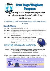 Trim Teigh Weigh loss program