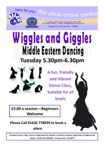 Wiggles and Giggles @ Alice Cross Centre | England | United Kingdom