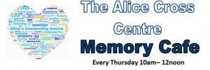 Teignmouth Memory Café @ The Alice Cross Centre